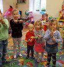 Maks, przedszkolaki i owocowy bal…