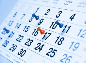 Kalendarz imprez w gminie