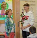 Ewa Nowak rozmawiała z radkowskimi uczniami o… wszystkim.