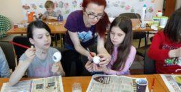 Zajęcia z jajem w Radkowie