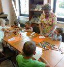 Wakacyjne zajęcia radkowskich przedszkolaków
