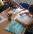 Mała wyderka Miki i przedszkolaki w Krainie Wyobraźni