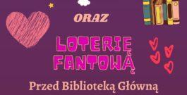 Kiermasz Książki i Loteria Fantowa dla Julii Kuczały!