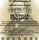 Pamiątki związane z życiem muzycznym Wambierzyc i Ignaza Reimanna.