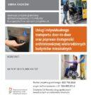 """Projekt """"Usługa door-to-door"""" w Gminie Radków"""