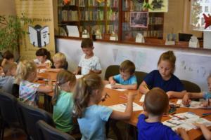 BPMiG w Radkowie przedszkolaki Elmer sierpien10