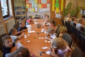 BPMiG w Radkowie przedszkolaki Elmer sierpien11