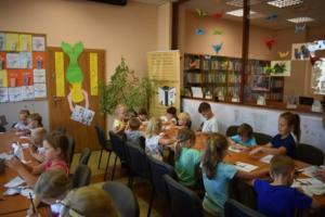 BPMiG w Radkowie przedszkolaki Elmer sierpien12