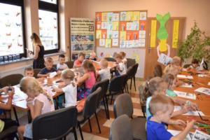 BPMiG w Radkowie przedszkolaki Elmer sierpien13