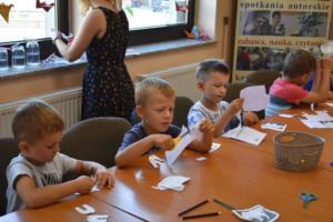 BPMiG w Radkowie przedszkolaki Elmer sierpien15