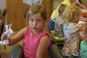 BPMiG w Radkowie przedszkolaki Elmer sierpien17
