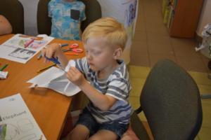 BPMiG w Radkowie przedszkolaki Elmer sierpien19