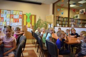 BPMiG w Radkowie przedszkolaki Elmer sierpien2