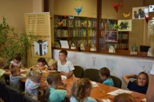 BPMiG w Radkowie przedszkolaki Elmer sierpien20