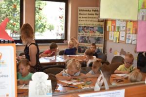 BPMiG w Radkowie przedszkolaki Elmer sierpien21