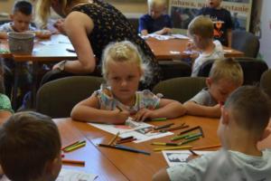 BPMiG w Radkowie przedszkolaki Elmer sierpien22
