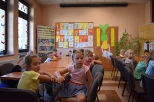 BPMiG w Radkowie przedszkolaki Elmer sierpien3