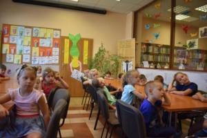 BPMiG w Radkowie przedszkolaki Elmer sierpien4