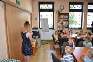 BPMiG w Radkowie przedszkolaki Elmer sierpien5