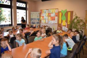 BPMiG w Radkowie przedszkolaki Elmer sierpien6