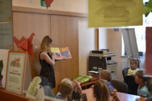 BPMiG w Radkowie przedszkolaki Elmer sierpien7
