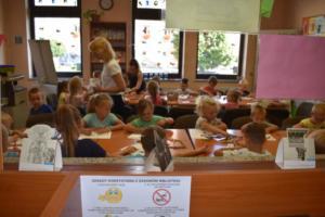 BPMiG w Radkowie przedszkolaki Elmer sierpien8