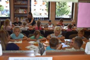 BPMiG w Radkowie przedszkolaki Elmer sierpien9
