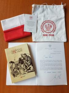 BPMiG w Radkowie Narodowe Czytanie prezenty3