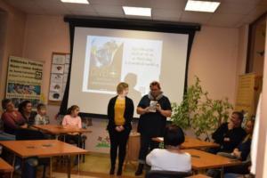 zdjecia Radkow Spotkanie autorskie Lewandowska 2019 10