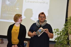zdjecia Radkow Spotkanie autorskie Lewandowska 2019 11