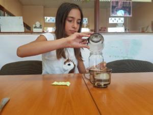 BPMiG w Radkowie zajecia krysztalki soli9