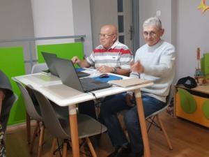 BPMiG w Radkowie kurs komputerowy seniorzy Wambierzyce12