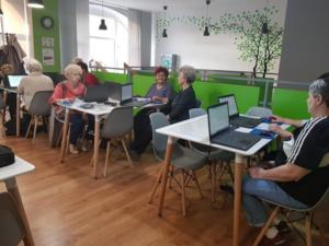 BPMiG w Radkowie kurs komputerowy seniorzy Wambierzyce13