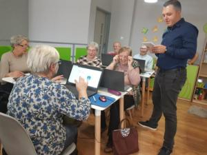BPMiG w Radkowie kurs komputerowy seniorzy Wambierzyce14