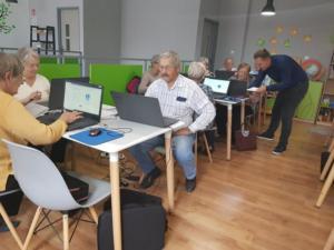 BPMiG w Radkowie kurs komputerowy seniorzy Wambierzyce2