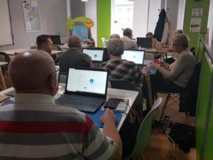BPMiG w Radkowie kurs komputerowy seniorzy Wambierzyce5