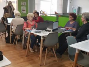 BPMiG w Radkowie kurs komputerowy seniorzy Wambierzyce6