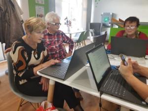 BPMiG w Radkowie kurs komputerowy seniorzy Wambierzyce8