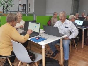 BPMiG w Radkowie kurs komputerowy seniorzy Wambierzyce9