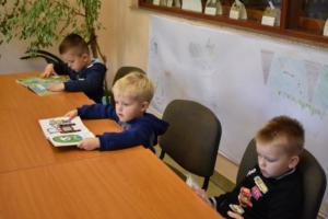 BPMiGRadkow Przedszkolaki 10 pazdziernika Radkow00031