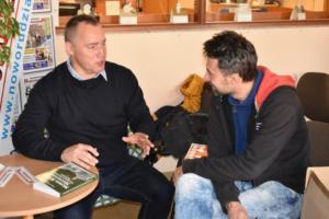 BPMiGRadkow Spotkanie Marek Cybulski Radkow00025