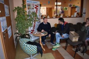 BPMiGRadkow Spotkanie Marek Cybulski Radkow00026