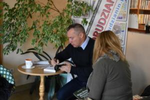 BPMiGRadkow Spotkanie Marek Cybulski Radkow00028