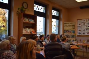 BPMiG w Radkowie spotkanie autoorskie Krystyna Mirek11
