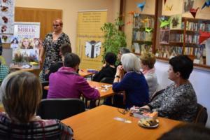 BPMiG w Radkowie spotkanie autoorskie Krystyna Mirek12