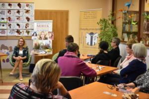 BPMiG w Radkowie spotkanie autoorskie Krystyna Mirek13