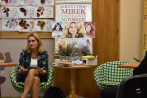 BPMiG w Radkowie spotkanie autoorskie Krystyna Mirek17