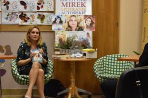 BPMiG w Radkowie spotkanie autoorskie Krystyna Mirek20
