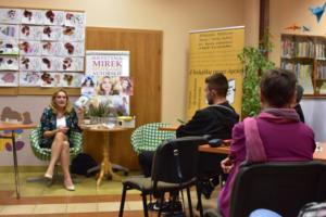 BPMiG w Radkowie spotkanie autoorskie Krystyna Mirek22