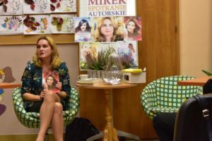 BPMiG w Radkowie spotkanie autoorskie Krystyna Mirek23